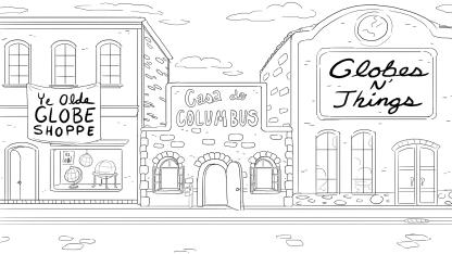 Casa de Columbus