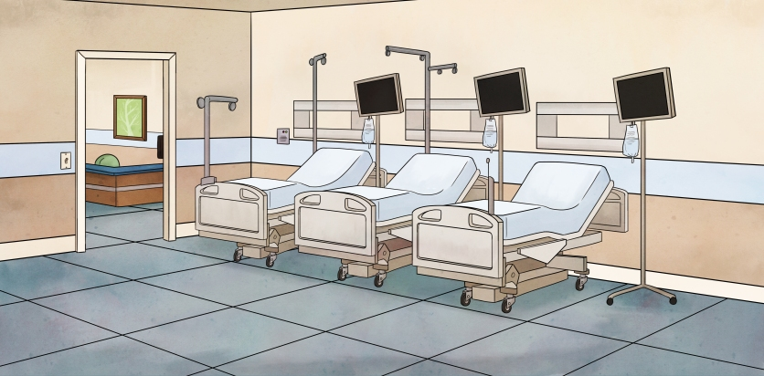 Suck It Gary Hospital